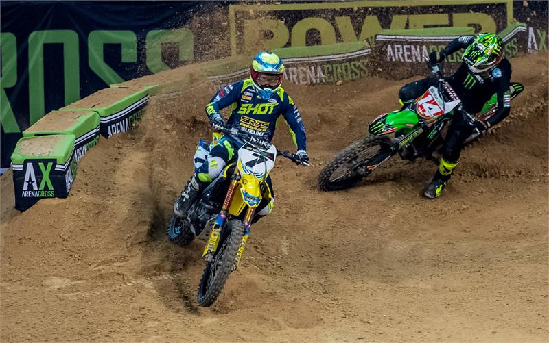 Arenacross Sheffield Coulon_Clayton